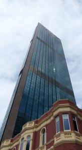 Buildings, Old vs. New, Sydney, Australia