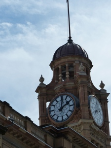 Central Station Clock, Sydney, Australia