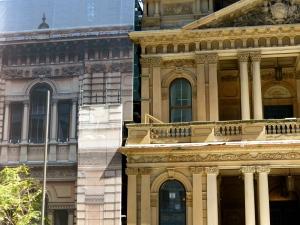 Town Hall, built 1875, Sydney, Australia