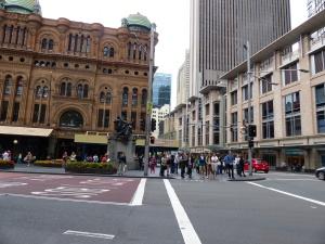 Queen Victoria Building, CBD, Sydney, Australia