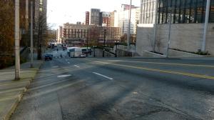 Steep Seattle streets
