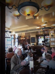 Bella Italia, Italian restaurant, Covent Gardens, London