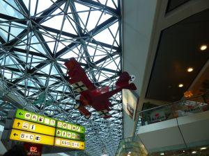 Air Berlin, Tegel, Berlin airport