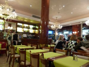 café, London, West End, Caffe Concerto