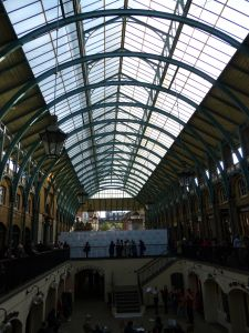 Covent Gardens, London
