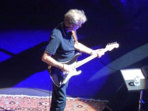 Eric Clapton, The Royal Albert Hall, RAH, London