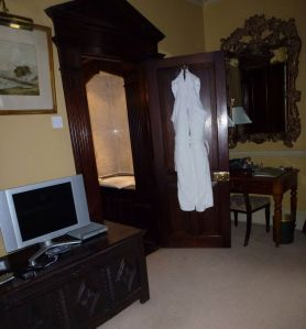 The Gore Hotel, London, Miss Ada, Room 208
