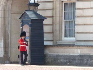 guards, London, England