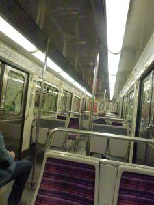 Paris, Paris metro, France