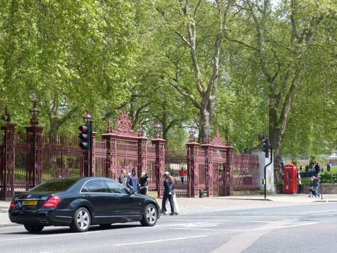Queens Gate, Hyde Park, London
