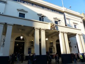 Royal Drury Lane Theater, Charlie and the Cocolate Factory