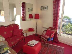 pied a terre, Paris, France, 19th arrondissement