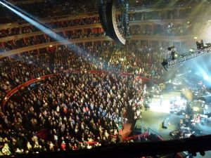 The Royal Albert Hall, RAH, London, Eric Clapton