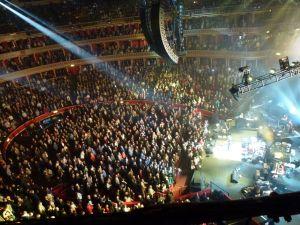 The Royal Albert Hall, RAH, London, Eric Clapton