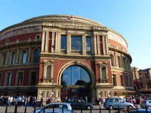 Royal Albert Hall, Kensington, concert, London, England