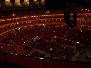 The Royal Albert Hall, Eric Clapton, London