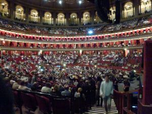 Royal Albert Hall, London, England, concert venue, RAH