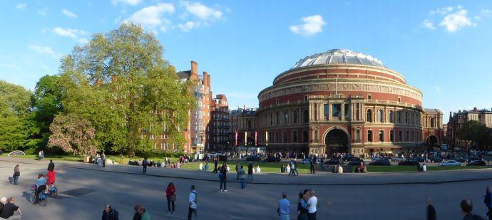Royal Albert Hall, Kensington, London, England, concert venue