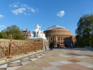 Royal Albert Hall, Kensington, London, England, concert venue