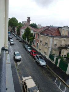 19th Arrondissement, Paris, France, street