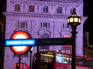 underground, tube, London metro, London