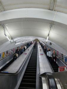 London, underground, metro, tube, Leicester Square metro
