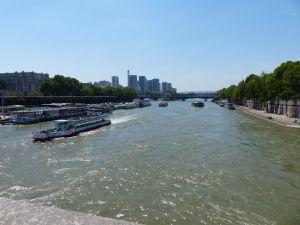 péniche, houseboat,  7th arrondissement, River Seine, houseboat, heaven