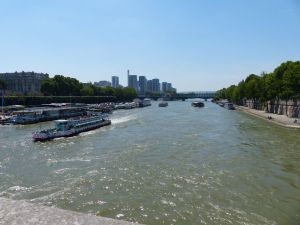 péniche, houseboat,  7th arrondissement, River Seine, houseboat, heaven
