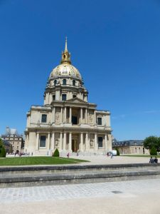 7th arrondissement, Hotel des Invalides, Paris, France, gold dome, dome, museum, Paris, France