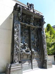 Musée Rodin, Paris, France, Rodin, sculpture, 7th arrondissement, museum, The Gates of Hell,