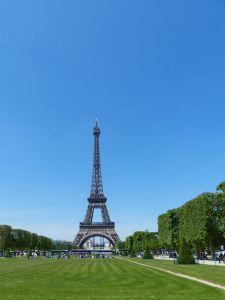 steel, Eiffel, 7th arrondissement, tower, icon of Paris, Paris, France, tower