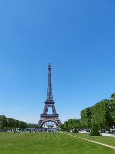 steel, Eiffel, 7th arrondissement, tower, icon of Paris, Paris, France, tower