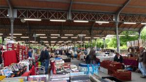 Portes de Vanves, Paris, France, books, antique book fair