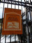 Portes de Vanves, book market, antique books, Paris, France