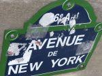 6th arrondissement, Paris, France, Rue de New York