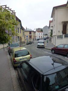 Paris, France, neighborhood, 19th arrondissement, street scene, Rue de la Liberté