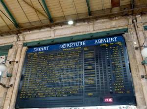 Gare du Nord, scam, confusion, train station, SNCF