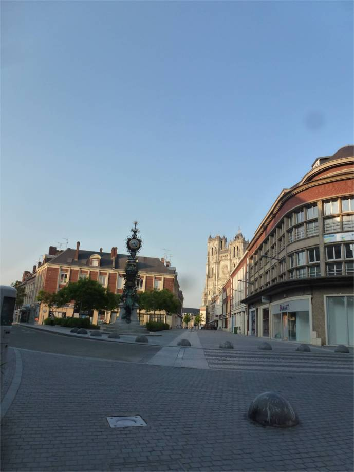 Amiens City Center