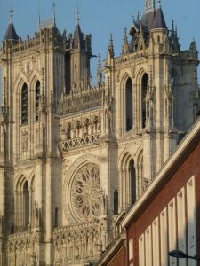 Amiens Cathedral, France, church, cathedral