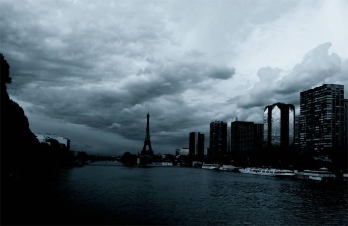 Eiffel Tower, 16th Arrondissement, River Seine, Paris, France