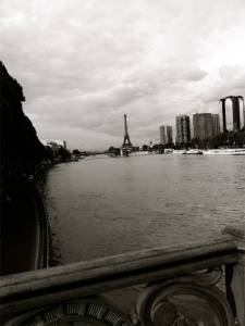 Eiffel Tower, 16th Arrondissement, River Seine, Paris, France