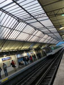 subway, metro, Paris, France