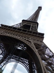 Paris, France, Eiffel Tower, 6th arrondissement