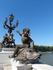bridge, Paris, France