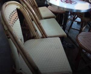 Parisian café, noisette, bistro, Paris, France