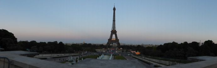 Paris, France, Eiffel Tower, 7th arrondissement