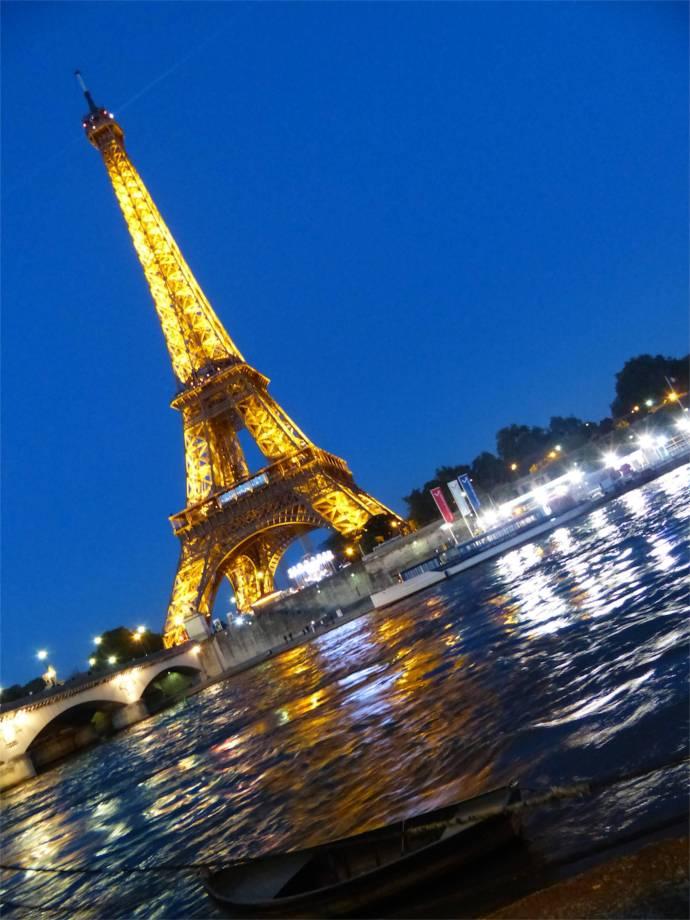 Port Debilly, 7th arrondissement, Paris, France, boat,
