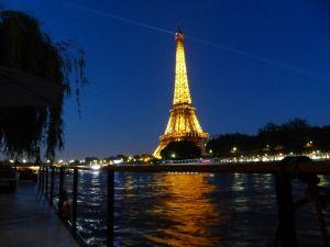 Soleil, Port Debilly, 7th arrondissement, Paris, France, boat,