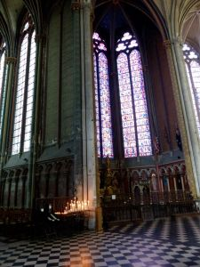 The Cathedral of our Lady of Amiens, Amiens Cathedral, Amiens, France, cathedral, church,