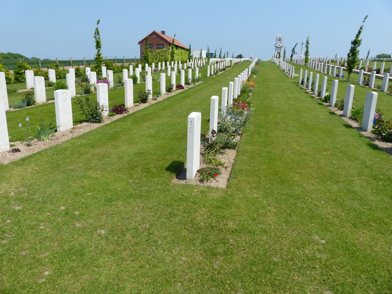 Villers Bretonneux, France